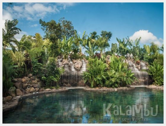 Kalambu Hot Springs - Family Pool