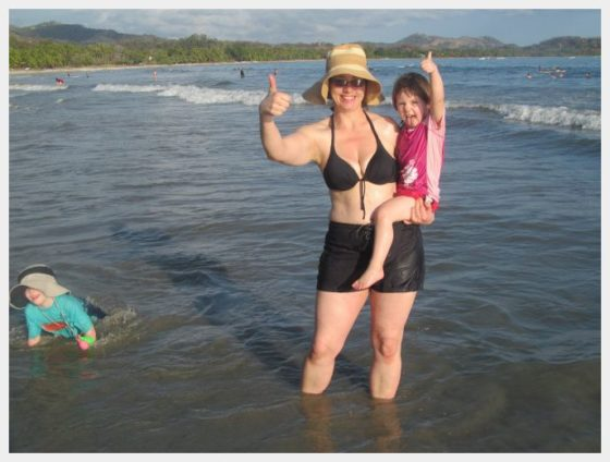 Why you should visit Samara Beach Costa Rica with kids