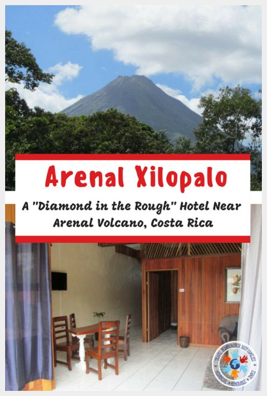 Arenal Xilopalo Review -Pinnable image