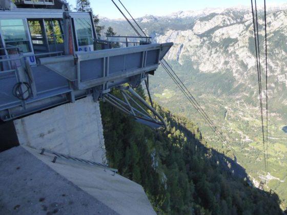 Vogel Cable Car, Lake Bohinj Slovenia