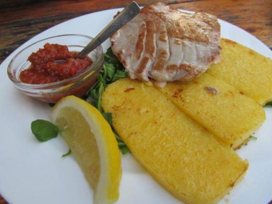 Tuna steak, Fritolin Pri Cantini