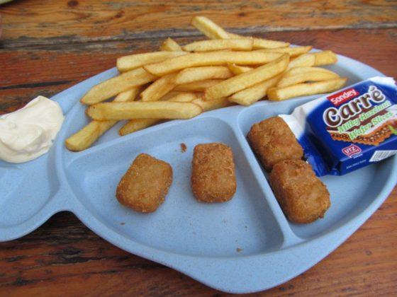 Kids meal, Fritolin Pri Cantini