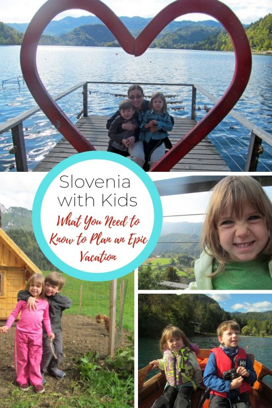 Slovenia with Kids - A Complete Guide