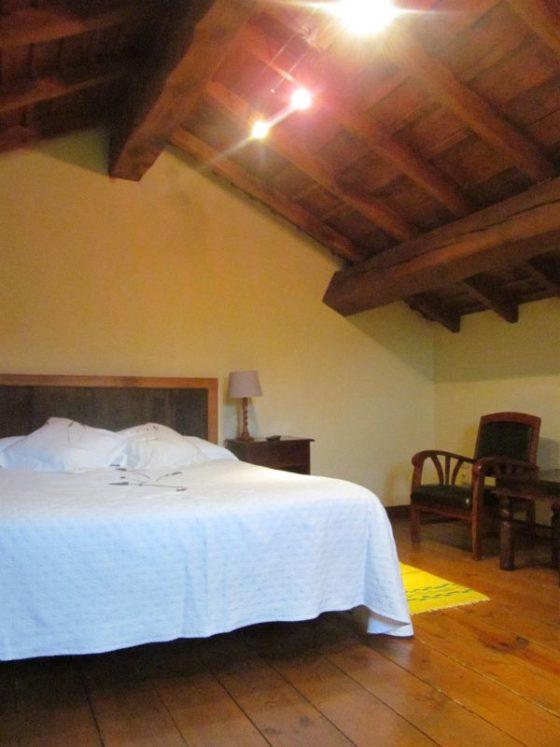 Our room at Alojamiento Rural la Montaña Mágica en Asturias