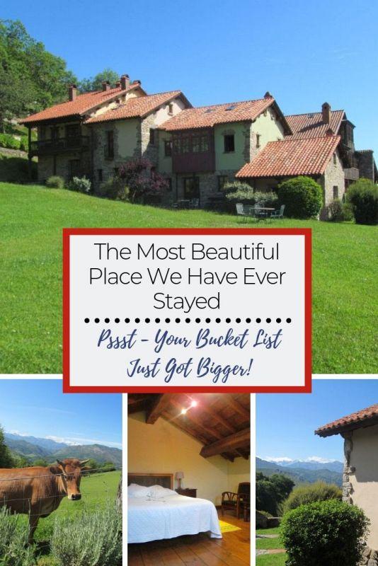 Pinterest inage Alojamiento Rural la Montaña Mágica