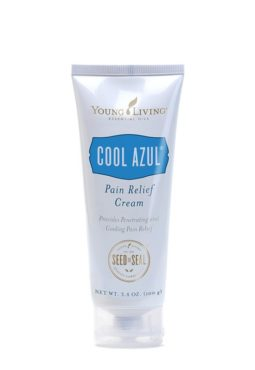 Cool Azul Pain Relief Cream is a MUST to help with aches and pains from new experiences during travel.