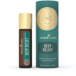 Deep Relief Roll on - One of the best essential oils for travel