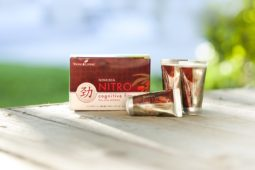Ninxia Nitro is a MUST for travel.  It is perfect, natural afternoon pick me up.