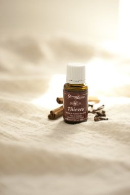 This is one of my top essential oils for travel.  I always pack this one when we go.